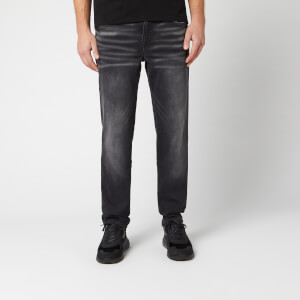 True Religion Men's Rocco Stretch Jeans - Antimatter
