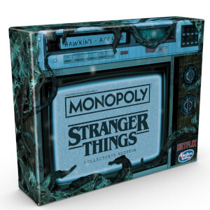 Monopoly - Stranger Things Collectors Edition