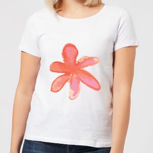 Flower 5 Women's T-Shirt - White