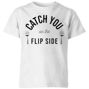 Cooking Catch You On The Flip Side Kids' T-Shirt