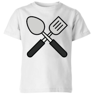 Cooking Spatula And Spoon Kids' T-Shirt