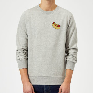 Cooking Small Hot Dog Sweatshirt