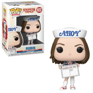 Stranger Things - Robin Buckley Pop! Vinyl Figur