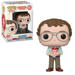 Stranger Things - Alexei Pop! Vinyl Figur