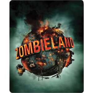 Zombieland 10th Anniversary - 4K Ultra HD Zavvi Exclusive Steelbook