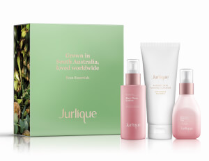 Jurlique Rose Moisture Plus Essentials Set (Worth £80.00)