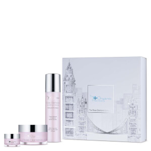 The Organic Pharmacy The Rose Diamond Collection (Worth $660.00)