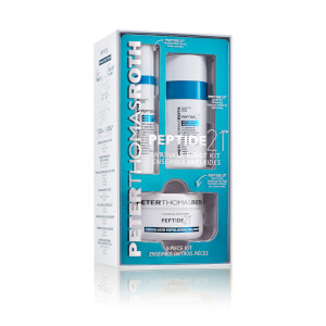 Peter Thomas Roth Peptide 21 Wrinkle Resist 3 Piece Kit (Worth $103.00)