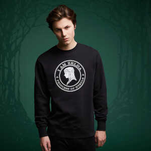 Legend Of Zelda I Am Zelda Sweatshirt - Black