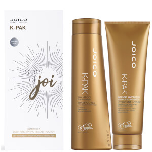 Joico Stars of Joi K-Pak Shampoo 300ml and Intense Hydrator Treatment 250ml
