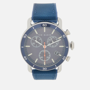 Ted Baker Men's Magarit Chrono Watch - Blue