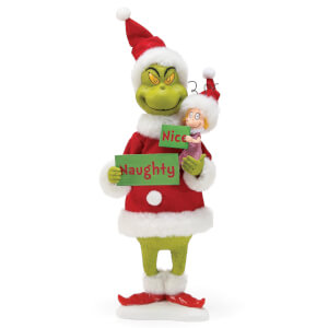Possible Dreams Dr Seuss - Naughty or Nice? Figurine