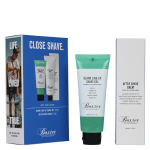 Baxter of California Close Shave Men's Grooming Kit