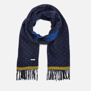 Ted Baker Men's Earlham Spotted Scarf - Navy