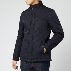 Ted Baker Men's Waymoth Quilted Jacket - Navy