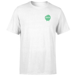 Zavvi 10 Year Graffiti White T-Shirt