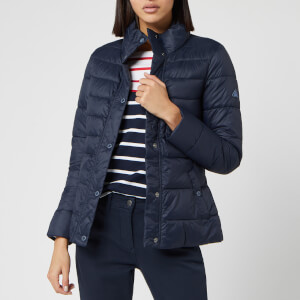 Barbour Women's Upland Quilt Jacket - Navy