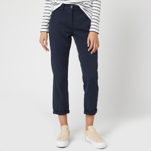Barbour Women's Eiko Chino Pants - Navy
