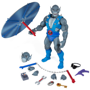 Super7 Thundercats Ultimates - Panthro Action Figure