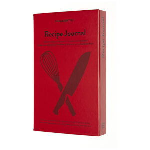 Moleskine Passion Journal - Recipe