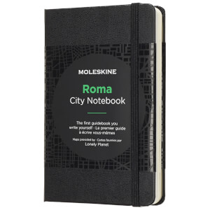 Moleskine City Notebook - Rome