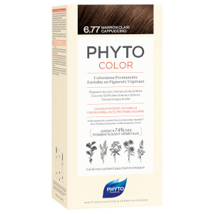 Phyto Hair Colour by Phytocolor - 5 Light Brown 180g