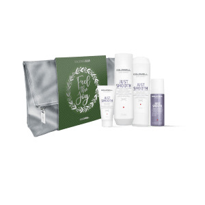 Goldwell Just Smooth Christmas Gift Bag