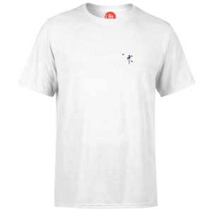 9 In A Row Men's T-Shirt - White