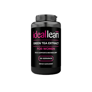 IdealLean Green Tea Extract Tablets - 120 Servings
