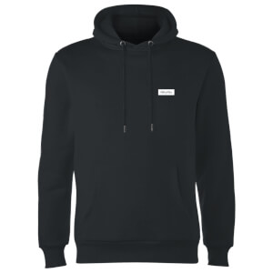 How Ridiculous Forty Four Pocket Banner Hoodie - Black