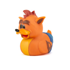 Crash Bandicoot Tubbz Collectible Duck - Crash