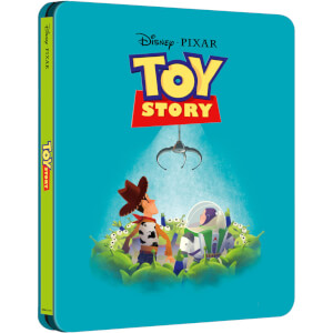 Toy Story - 4K Ultra HD Zavvi Exclusive Steelbook