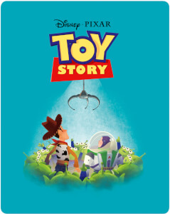 Toy Story 4K Ultra HD - Steelbook Edición Limitada Exclusivo Zavvi (Edición GB)