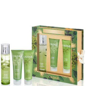 Caudalie Fleur de Vigne Fragrance and Body Set (Worth £34.00)