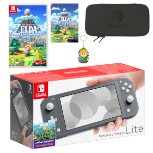 Nintendo Switch Lite (Grey) The Legend of Zelda: Link's Awakening Pack