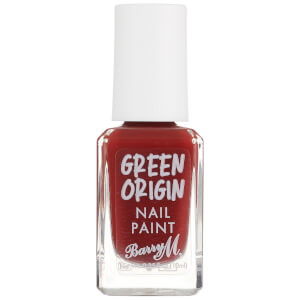 Barry M Cosmetics Green Origin Nail Paint Red Sea