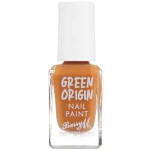 Barry M Cosmetics Green Origin Nail Paint Butterscotch