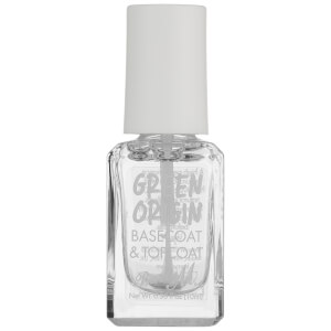 Barry M Cosmetics Green Origin Base Top Coat