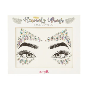 Barry M Cosmetics Face Jewels Heavenly Wings