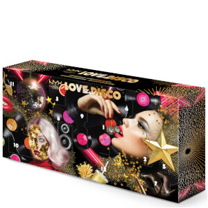 NYX Professional Makeup Christmas Lip Party 12 Day Advent Calendar (Worth £80.00)
