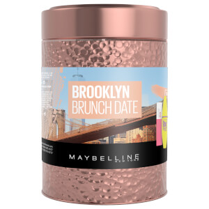 Maybelline New York Brooklyn Brunch Gift Set (Worth £29.97)