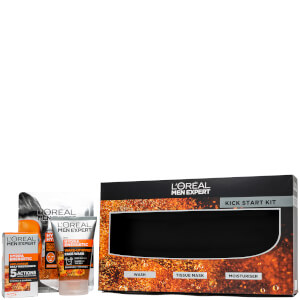 L'Oréal Paris Men Expert Kick Start Hydra Energetic Gift Set (Worth £18.97)