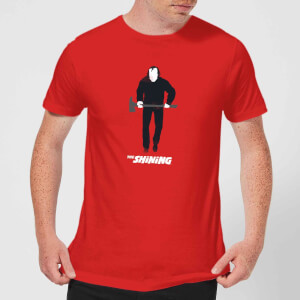 The Shining Jack With An Axe Men's T-Shirt - Red
