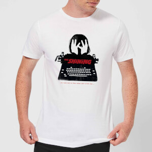 The Shining Silhouette Men's T-Shirt - White