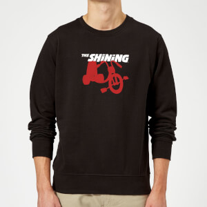 The Shining Red Tricycle Sweatshirt - Black