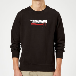The Shining Red Axe Sweatshirt - Black