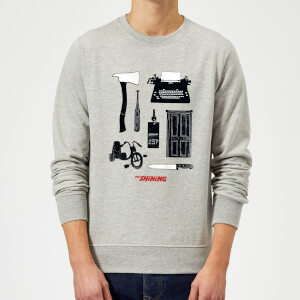 The Shining Moments Sweatshirt - Grey