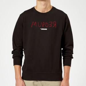 The Shining Murder Black Sweatshirt - Black