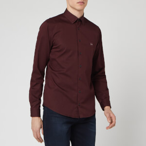 BOSS Men's Mypop Shirt - Red
