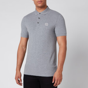 BOSS Men's Passenger Polo Shirt - Grey